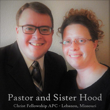 Pastor Jason and Sister Elaine Hood