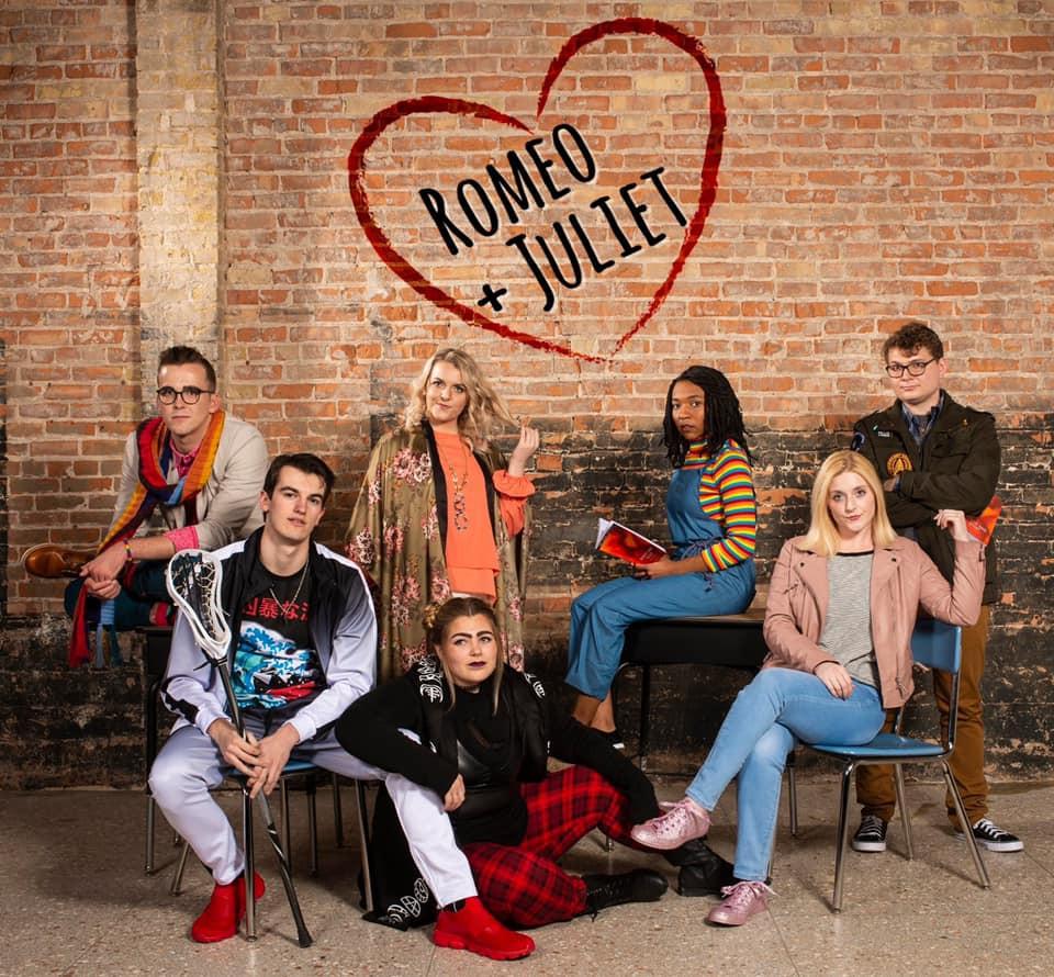Romeo & Juliet with Utah Shakespeare Festival's Educational Tour