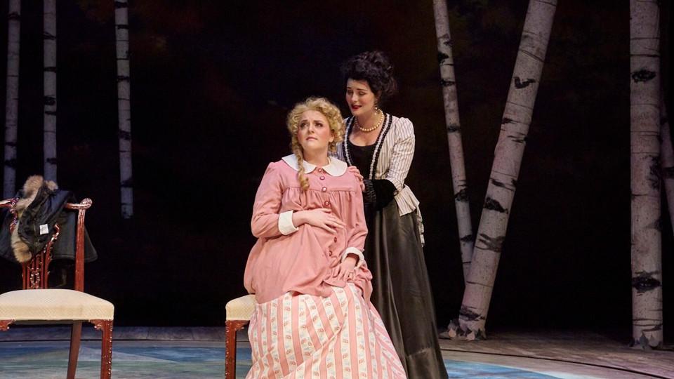 Dolly in Anna Karenina at Utah State University