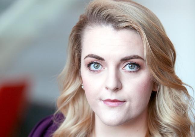 Headshot by Megan Heaps