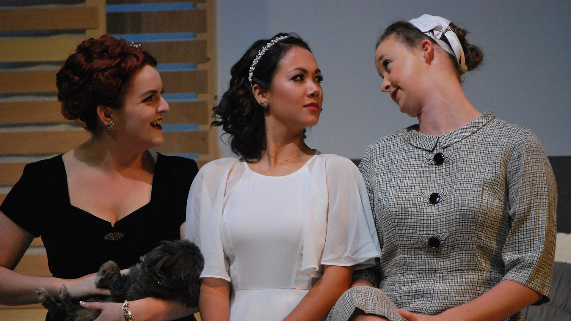 Lady Capulet in Romeo & Juliet at MiraCosta Theatre