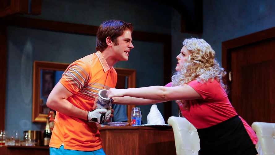 Louise in The Fox on the Fairway at MiraCosta Theatre
