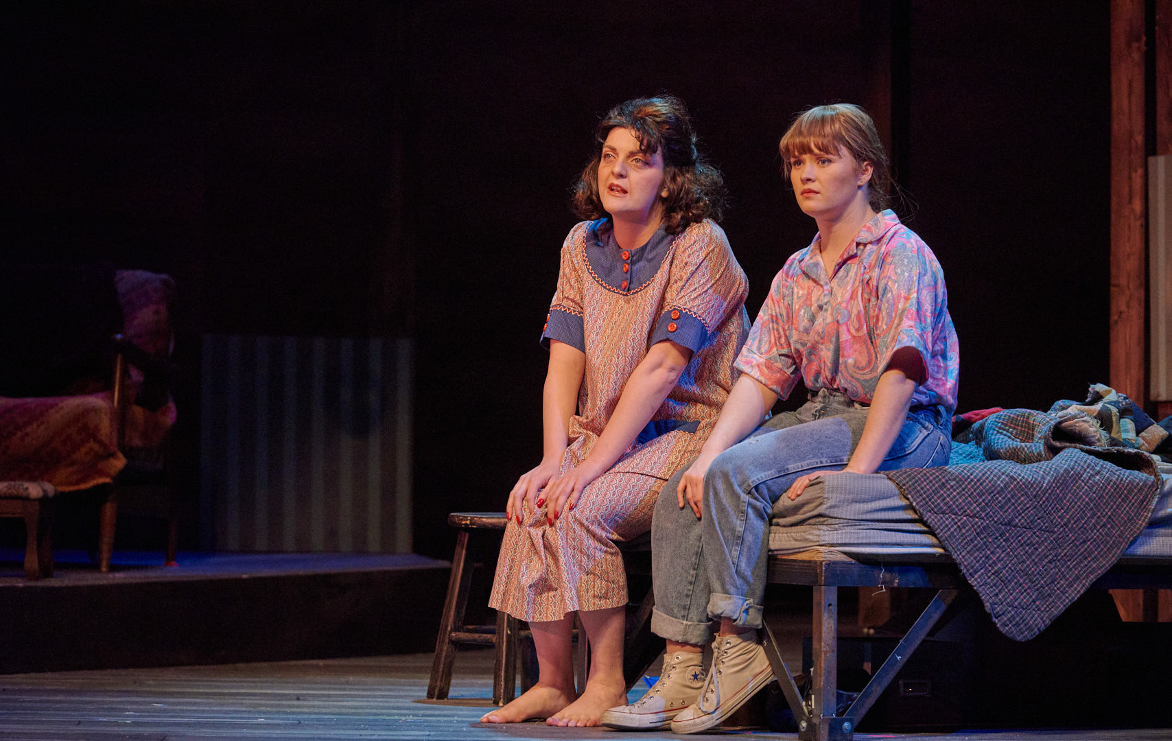 Lorraine in A Lie Of The Mind at Utah State University
