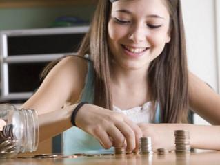 Дети, родители и деньги