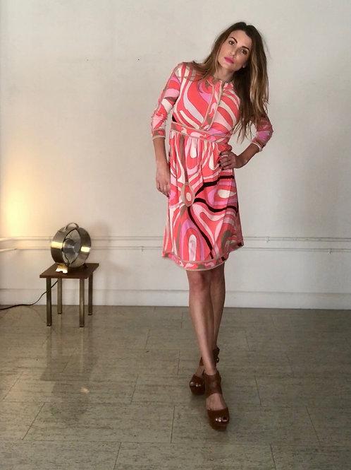 Vintage 70s Pucci Dress