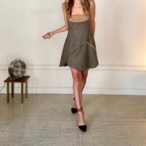 Vintage Wool Balenciaga Dress
