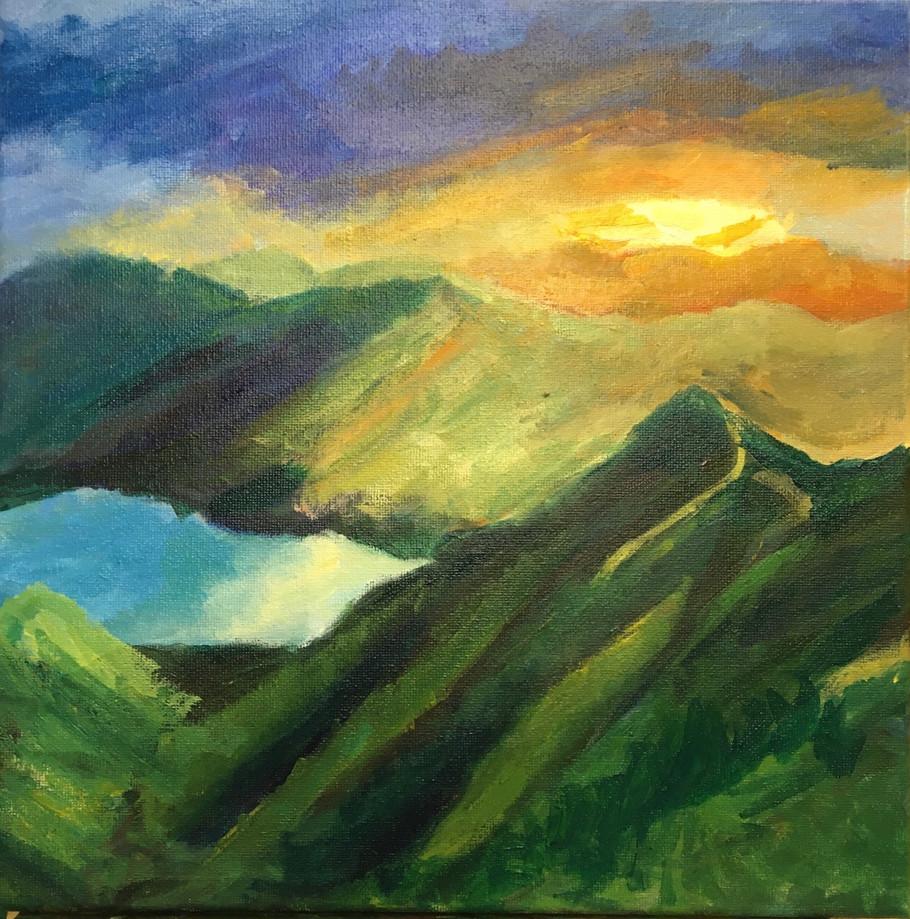Good Morning Hills