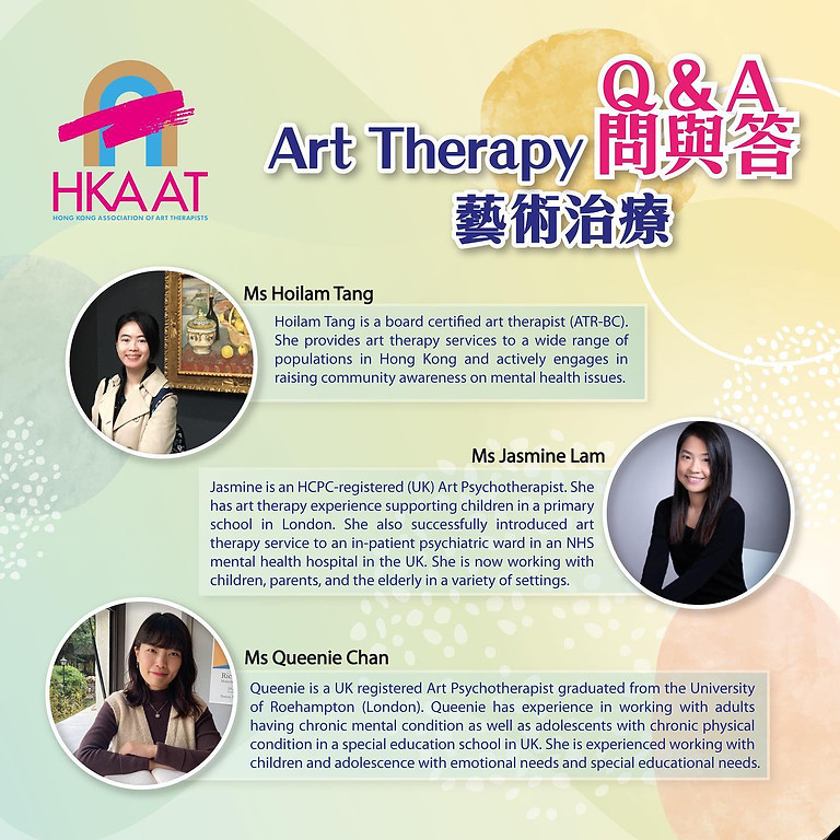 ART THERAPY Q & A