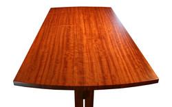 Luna Table in Bubinga