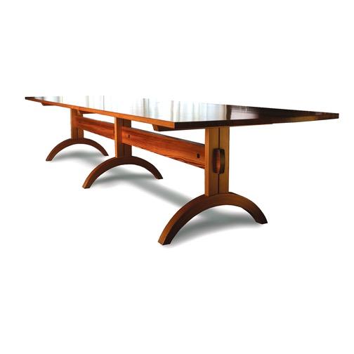 Luna Table in Long Leaf Pine