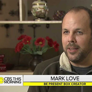 Be Present Box CBS This Morning