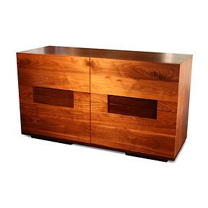 Shadowbox Dresser