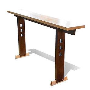 Glasgow Sofa Table