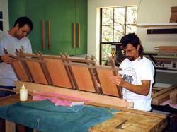 First Edo Bed, Circa 1997