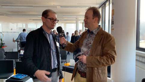 Robert Gfrerer | CEO bei build! Gründerzentrum Kärnten GmbH| lanmedia Business Talk