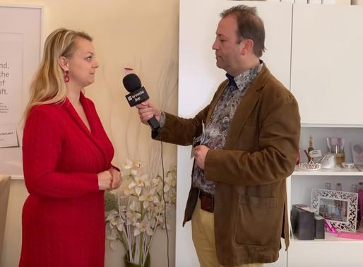 Christiane Holzinger | Bundesvorsitzende der Jungen Wirtschaft Österreich | lanmedia Business Talk