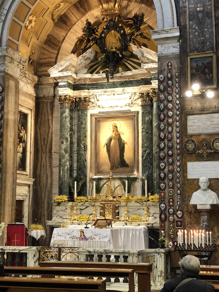 Miraculous Image of Our Lady
