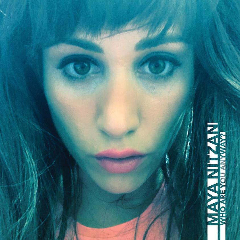 WHO ARE YOU ANYWAY? by Maya Nitzan