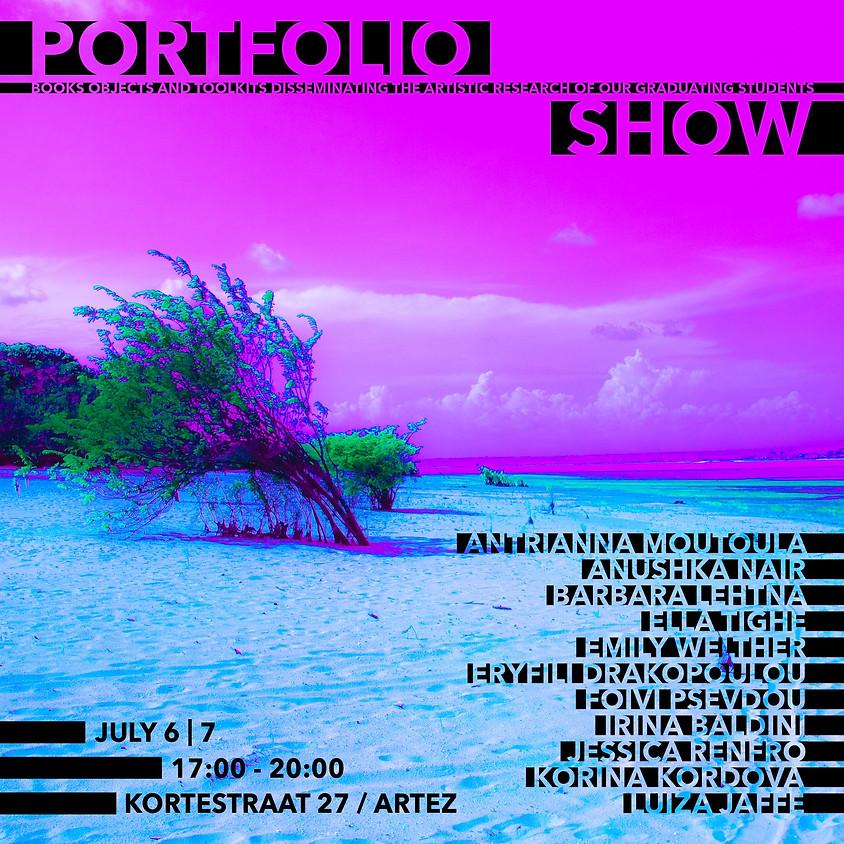 PORTFOLIO SHOW