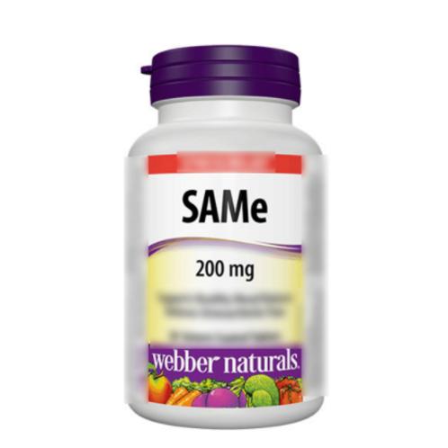Webber Naturals - SAME 200毫克(平行進口貨)