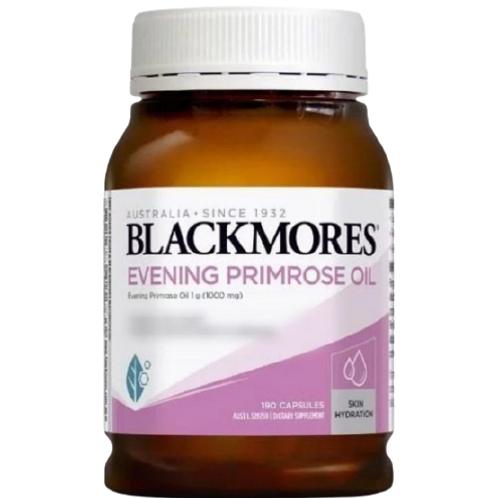 BLACKMORES - 月見草油1000 190粒 (平行進口貨)