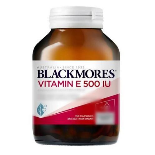 BLACKMORES  - 維生素E 500IU 150粒