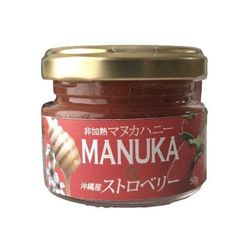 Manuka - 蜂蜜 (草莓) 50g (平行進口貨)