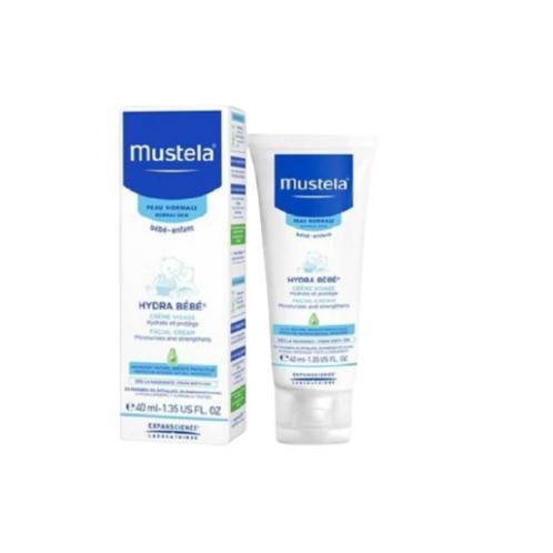 Mustela - 水份潤面霜 40毫升 [平行進口]
