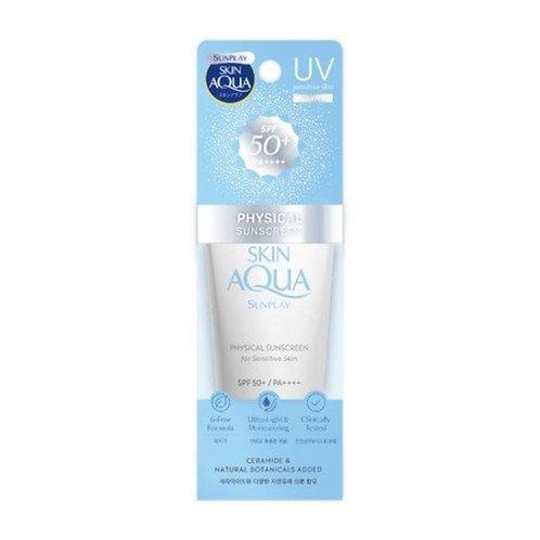 Sunplay - Skin Aqua 純物理礦物防曬 SPF50+ PA++++(平行進口貨)