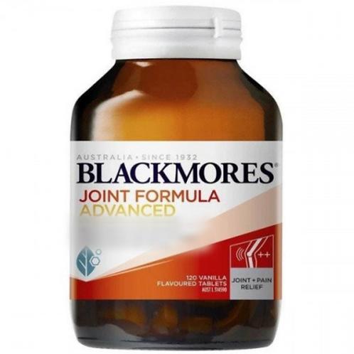 BLACKMORES - 特級健骨配方 葡萄糖胺+硫酸軟骨素120粒 (平行進口貨)