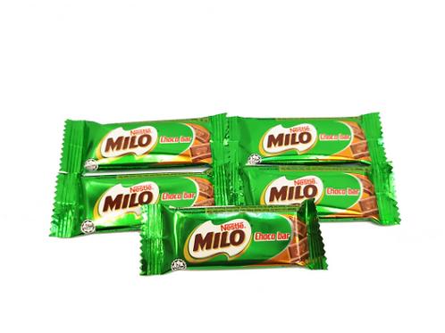 雀巢 - Milo Choco Bar 巧克力棒 x5 (平行進口貨)