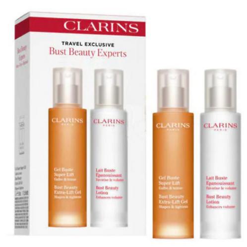 Clarins - 美胸精華 50ml + 調節乳豐滿型50ml (平行進口貨)