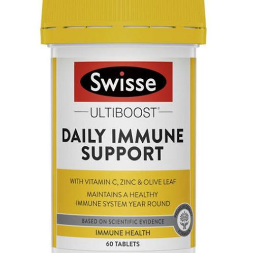 Swisse - 增強免疫力保健片 IMMUNE 60片