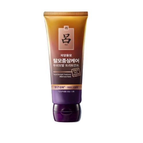 呂 - 韓蔘滋養防脫髮精華髮膜 300ML (平行進口貨)