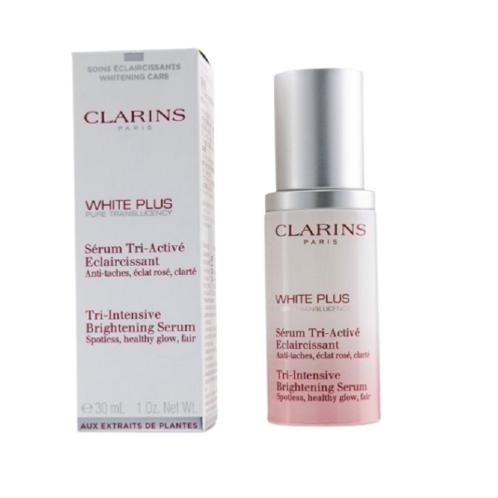 Clarins - 三重透白光感精華 - 30ml (平行進口貨)