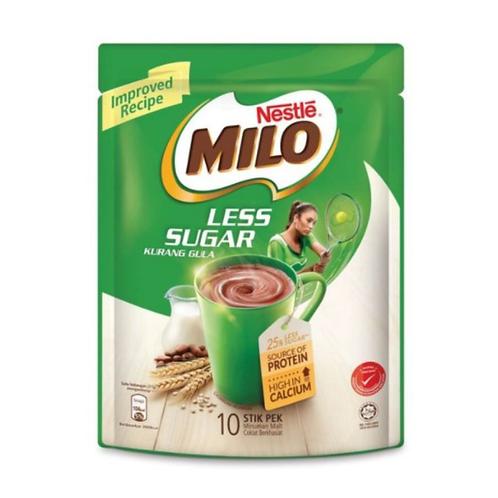 雀巢美祿 - 少糖25%巧克力麥芽飲料 (平行進口貨)