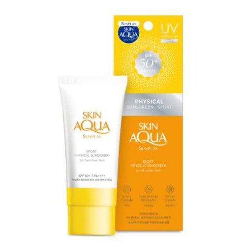 Sunplay - Skin Aqua 純物理礦物防曬 (運動防水) SPF50+ PA++++(平行進口貨)