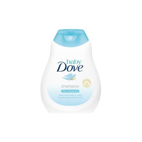 Baby Dove - 嬰兒洗頭水200ml [平行進口產品]