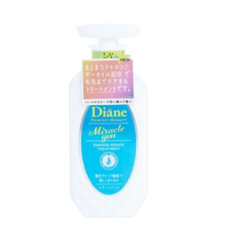 Moist Diane - 香水貴油系列染漂奇蹟修復護髮素[平行進口]