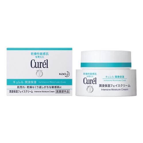 CURÉL - 深層高效保濕面霜 40g (平行進口貨)