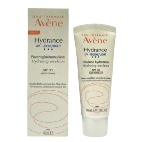 Avène - 長效鎖水保濕隔離霜SPF30 40ml (平行進口貨)