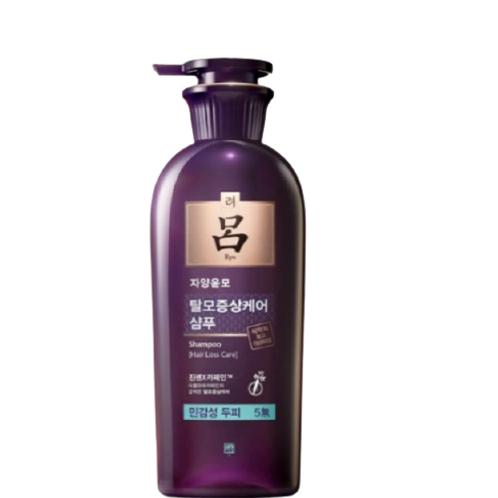 呂 - 韓參滋養防脫髮洗髮液 (敏感性頭皮專用) 400ml