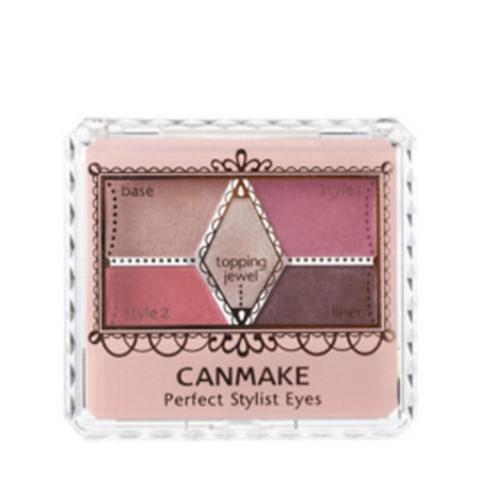 Canmake - 完美高效眼影 #14古典深紅 (平行進口貨)