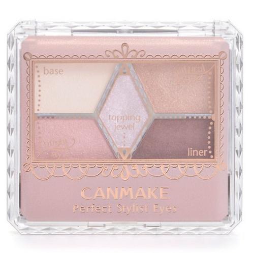 Canmake - 完美高效眼影 05 粉紅啡 (平行進口貨)