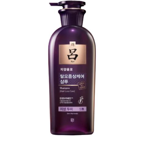 呂 - 韓蔘滋養防脫髮洗髮液 (油性頭皮專用) 400ml (平行進口貨)
