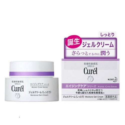 CURÉL - 緊緻抗皺水凝乳霜 40g (平行進口貨)