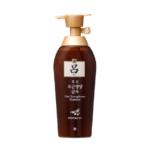 呂 - 棕色黑雲髮根營養洗髮水500ml (平行進口貨)