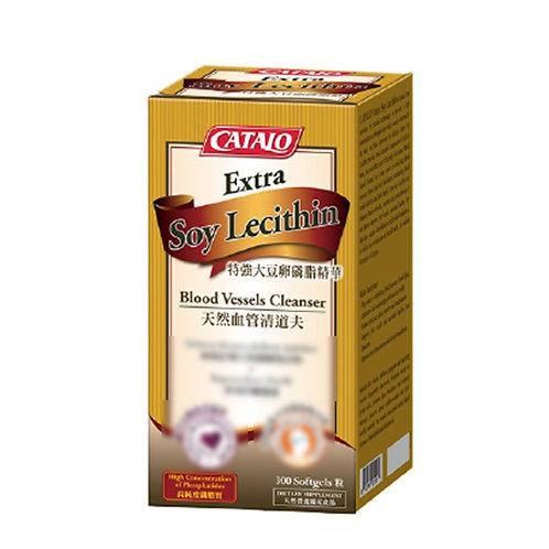 特強大豆卵磷脂精華 300粒 (平行進口貨)