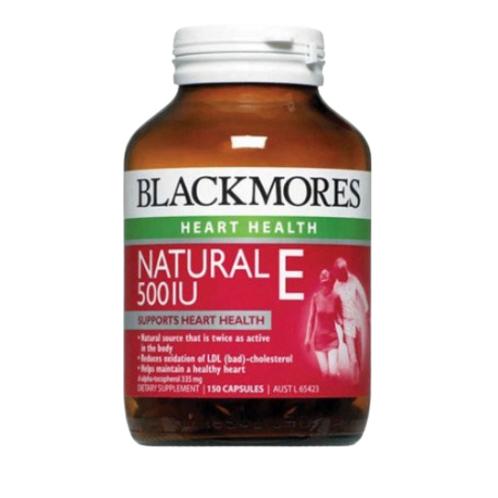 Blackmores  - 維生素E 500IU 150粒 (平行進口貨)