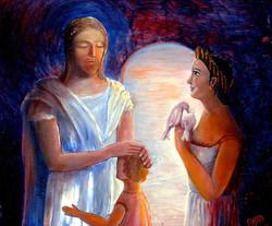 Guérison de l'enfant sourd et muet
